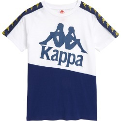 Boy's Kappa 222 Banda Baldwin Graphic Tee, Size 8Y - White found on MODAPINS from Nordstrom for USD $35.00