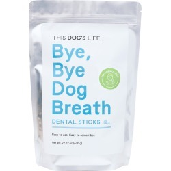 This Dog's Life Bye Bye Dog Breath Dental Sticks, Size One Size - White found on Bargain Bro Philippines from LinkShare USA for $29.00