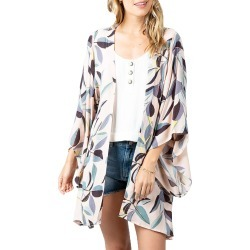 Women's Rip Curl Palm Bay Duster, Size X-Small - Pink found on MODAPINS from Nordstrom for USD $54.95
