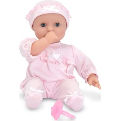 Toddler Girl's Melissa & Doug 'Mine To Love - Jenna' Baby Doll found on Bargain Bro Philippines from Nordstrom for $24.99