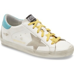 Women's Golden Goose Superstar Sneaker, Size 5US - White (Nordstrom Exclusive) found on Bargain Bro India from LinkShare USA for $530.00