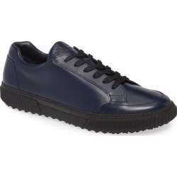 Men's Prada Low-Top Sneaker, Size 8.5US - Blue found on MODAPINS from Nordstrom for USD $620.00