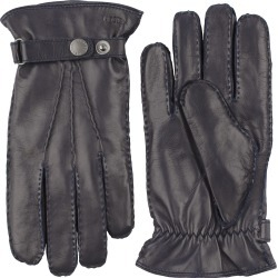 Men's Hestra 'Jake' Leather Gloves, Size Medium - Blue found on Bargain Bro Philippines from Nordstrom for $160.00