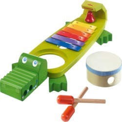 Toddler Haba Symphony Croc Xylophone Set found on Bargain Bro India from Nordstrom for $39.99
