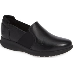 Women's Clarks Un Adorn Step Sneaker, Size 6 W - Black found on Bargain Bro Philippines from LinkShare USA for $129.95