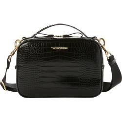 Twelvelittle Luxe Water Resistant Diaper Clutch - Black found on Bargain Bro from Nordstrom for USD $60.04