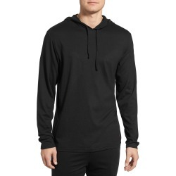Men's Polo Ralph Lauren Pullover Hoodie, Size Large - Black