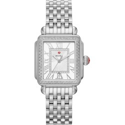 Women's Michele Deco Diamond Watch Head & Bracelet, 29mm found on Bargain Bro India from LinkShare USA for $2095.00