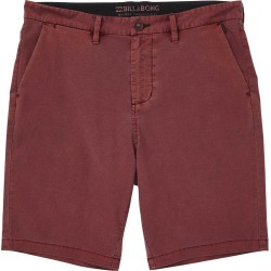 Toddler Boy's Billabong New Order X Overdye Hybrid Shorts, Size 3T - Red found on Bargain Bro India from Nordstrom for $41.95