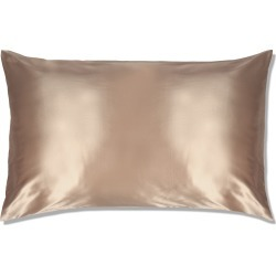Slip Pure Silk Pillowcase, Size King - Caramel found on Bargain Bro India from Nordstrom for $110.00