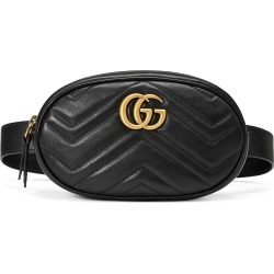 95f2c449513 Gucci Gg Marmont 2.0 Matelasse Leather Belt Bag - Black found on MODAPINS  from Nordstrom for