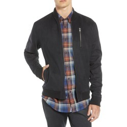 Men's Ben Sherman Faux Suede Bomber Jacket found on MODAPINS from Nordstrom for USD $129.00