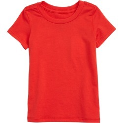 Infant Girl's 1212 The Daily Organic Cotton T-Shirt, Size 12-18M - Red found on Bargain Bro India from Nordstrom for $22.00