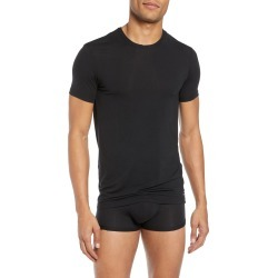 Men's Calvin Klein Ultrasoft Modal Blend Crewneck T-Shirt, Size Large - Black found on Bargain Bro India from LinkShare USA for $34.00