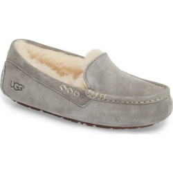 Women's Ugg Ansley Water Resistant Slipper, Size 8 M - Grey found on Bargain Bro India from Nordstrom for $99.95