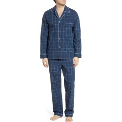 Men's Majestic International Stretch Out Pajamas, Size Large - Blue found on MODAPINS from Nordstrom for USD $100.00