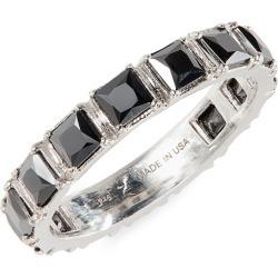Women's Armenta Hematite Stack Ring