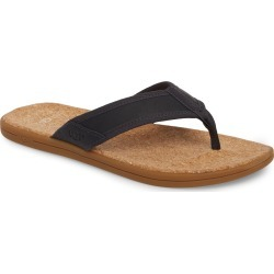 Men's UGG Seaside Flip Flop, Size 10 M - Blue found on Bargain Bro India from LinkShare USA for $69.95