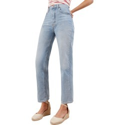 Women's Reformation Cynthia High Waist Relaxed Jeans found on MODAPINS from Nordstrom for USD $76.80