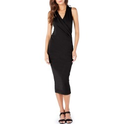Women's Michael Stars Faux Wrap Midi Dress found on Bargain Bro India from Nordstrom for $98.00