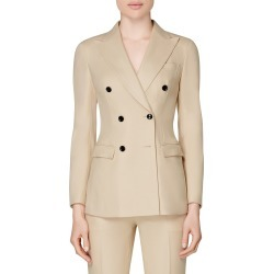 Women's Suistudio Cameron Double Breasted Wool Suit Jacket found on Bargain Bro India from LinkShare USA for $163.59