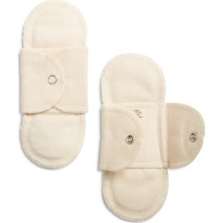 Package Free X Gladrags 2-Pack Organic Cotton Pantyliners, Size One Size - White found on Bargain Bro from Nordstrom for USD $22.80