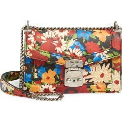 Miu Miu Floral Print Leather Crossbody Bag - found on Bargain Bro Philippines from Nordstrom for $1950.00