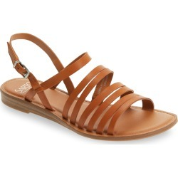 Women's Sarto By Franco Sarto Gabrina Sandal, Size 8.5 M - Brown found on Bargain Bro India from Nordstrom for $47.40