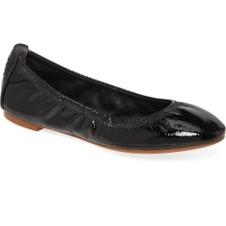 Women's Tory Burch Eddie Ballet Flat, Size 6 M - Black (Nordstrom Exclusive) found on Bargain Bro Philippines from Nordstrom for $79.20