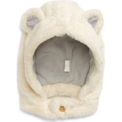 Toddler Girl's Mini Boden Bear Faux Fur Hat - found on Bargain Bro Philippines from Nordstrom for $26.00
