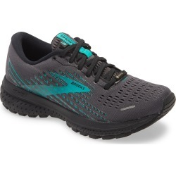 Women's Brooks Ghost 13 Gtx Gore-Tex Waterproof Running Shoe, Size 6.5 B - Black found on Bargain Bro from Nordstrom for USD $121.60
