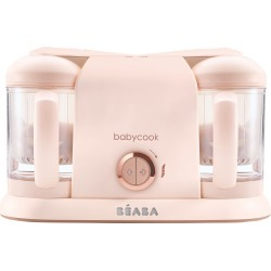 Infant Beaba Babycook Duo Baby Food Maker & Recipe Booklet, Size One...