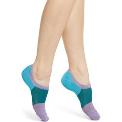 Women's Hysteria By Happy Socks Isa Invisible Sneaker Socks, Size One Size - Blue found on MODAPINS from Nordstrom for USD $14.00