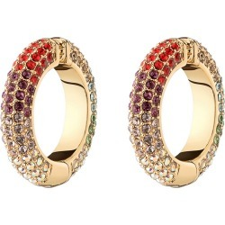 Women's Demarson Lili Pave Crystal Ear Cuffs found on Bargain Bro Philippines from Nordstrom for $145.00