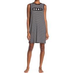 DKNY Stripe Logo Sleep Dress at Nordstrom Rack found on Bargain Bro India from Nordstrom Rack for $49.00