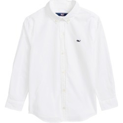 Toddler Boy's Vineyard Vines Whale Woven Shirt, Size 4T - White found on Bargain Bro Philippines from Nordstrom for $33.75