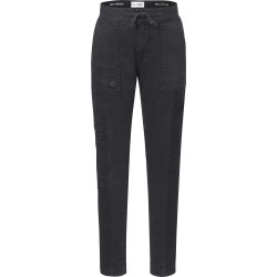 Toddler Boy's Dl1961 William Drawstring Track Chinos, Size 2T - Black found on Bargain Bro India from Nordstrom for $55.00