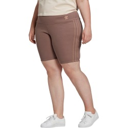 Plus Size Women's Adidas Originals Short Tight Bike Shorts found on MODAPINS from Nordstrom for USD $40.00