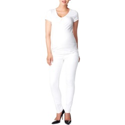 Women's Noppies 'Leah' Over The Belly Slim Maternity Jeans found on MODAPINS from Nordstrom for USD $94.99