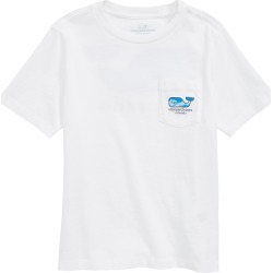 Toddler Boy's Vineyard Vines Colorado Whale Pocket T-Shirt, Size 3T - White found on Bargain Bro India from Nordstrom for $26.50