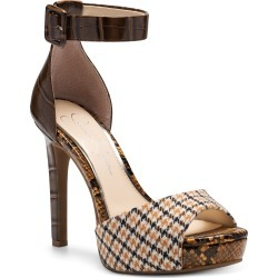 Women's Jessica Simpson Divene Sandal, Size 6.5 M - Brown found on Bargain Bro India from LinkShare USA for $97.95