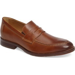 Men's Johnston & Murphy Garner Penny Loafer, Size 10.5 M - Brown found on Bargain Bro Philippines from Nordstrom for $159.00