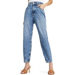 Women's River Island Tapered Jeans, Size 2 US - Blue found on MODAPINS from Nordstrom for USD $78.00