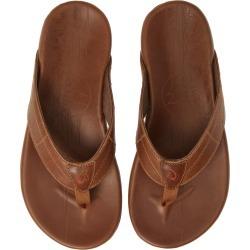Men's Olukai Hokule'A Kia Flip Flop, Size 14 M - Beige found on Bargain Bro India from LinkShare USA for $125.00
