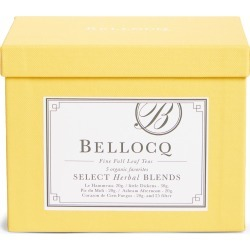 Bellocq Select Herbal Blends 5-Blend Organic Tea Collection found on Bargain Bro India from Nordstrom for $36.00