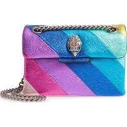 Kurt Geiger London Mini Kensington Leather Crossbody Bag - Blue found on MODAPINS from Nordstrom for USD $165.00