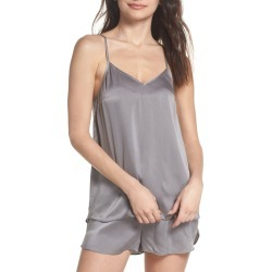 Women's Papinelle Short Silk Pajamas found on MODAPINS from Nordstrom for USD $149.00