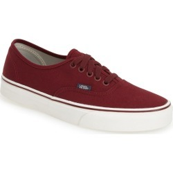 Vans Authentic Sneaker, Size 11 Women's - Red found on Bargain Bro India from Nordstrom for $49.95