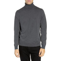 Men's French Connection Regular Fit Stretch Cotton Turtleneck found on MODAPINS from Nordstrom for USD $52.80