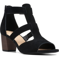 Women's Clarks Deloria Fae Sandal, Size 12 M - Black found on Bargain Bro India from Nordstrom for $119.95